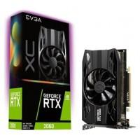 VGA  PCI-EX NVIDIA  EVGA RTX2060 6GB XC GDDR6