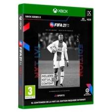 JUEGO MICROSOFT XBOX SX FIFA 21 NEXT LEVEL