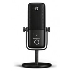 Elgato Wave 3 Negro Micrófono de superficie para mesa (Espera 4 dias)