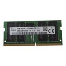 32GB (1X32GB) 3200 DDR4 ECC SODIMM (Espera 3 dias)