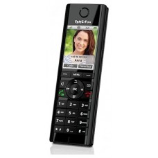FRITZ! Fon C5 Telefono DECT Negro
