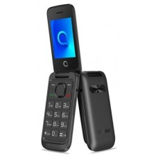 "Alcatel 2053D Telefono Movil 2.4"" QVGA BT Negro"