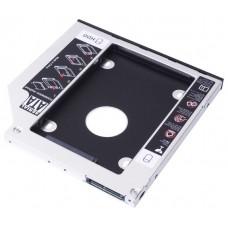 ADAPTADOR / CADDY HDD 2.5 SATA SSD/ODD UNYKAch