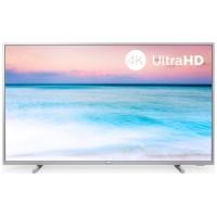 "TV PHILIPS 50PUS6554 50"" UHD 4K SMART WIFI PLATA HDMI HDRDOLBY"