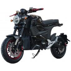 ZITMUV Black RaZer 125E 4.000W / 50Ah Negro (Espera 2 dias)