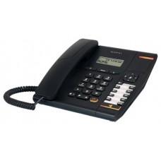 Alcatel Temporis 580 Teléfono DECT/analógico Identificador de llamadas Negro (Espera 4 dias)