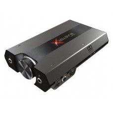 Creative Labs Sound BlasterX G6 7.1 canales USB (Espera 4 dias)