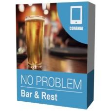 No Problem Módulo Bar&Restaurant Comanda ilimitada