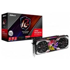 Asrock Phantom Gaming RX 6900 XT 16G OC AMD Radeon RX 6900 XT 16 GB GDDR6 (Espera 4 dias)