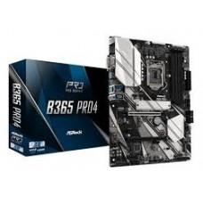 Asrock B365 Pro4 LGA 1151 (Zócalo H4) ATX Intel B365 (Espera 4 dias)