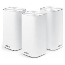 ASUS CD6(3-PK) router 2.5 Gigabit Ethernet, 5 Gigabit Ethernet Blanco (Espera 4 dias)