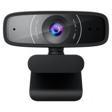 ASUS Webcam C3 cámara web 1920 x 1080 Pixeles USB 2.0 Negro (Espera 4 dias)