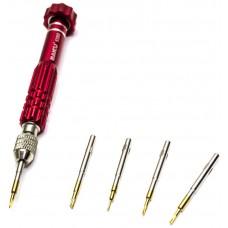 Destornillador precisión 5 puntas BAKU-7275 (Espera 2 dias)
