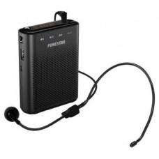 AMPLIFICADOR PORTATIL FONESTAR USB-MICROSD-MP3