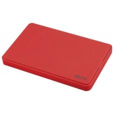 """approx! APPHDD300R Caja HDD 2.5"""" SATA 3.0 Rojo"""