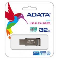 ADATA UV131 unidad flash USB 32 GB USB tipo A 3.2 Gen 1 (3.1 Gen 1) Gris (Espera 4 dias)