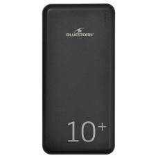 BLUESTORK POWERBANK 10000MAH NEGRO - 2 USB (Espera 4 dias)