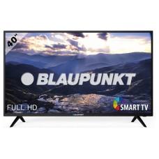BLAUPUNKT TV 40'' (BS40F2012NEB) FHD SMART TV DVB-T/T2/C/S/S2,HEVC, USB MULTIMEDIA (Espera 4 dias)