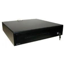 CAJON PORTAMONEDAS 41X41CM NEGRO USB