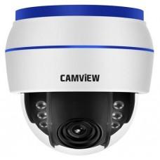 Cámara IP Domo Motor 2.7-13.5MM 2MP WiFi SD Zoom 5X Camview (Espera 2 dias)