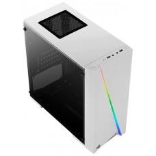 Aerocool Caja CYLONMINIW RGB Vent1X 8CM