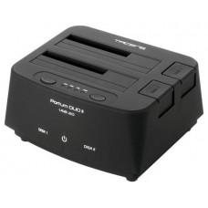 BASE CONECTORA TACENS PORTUM DUO II USB 3.0