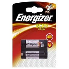 BLISTER 1 PILA ESPECIAL LITHIUM PHOTO 2CR5 ENERGIZER E300779401 (Espera 4 dias)