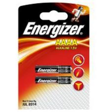 BLISTER 2 PILAS ESPECIALES MODELO E96 (AAA) ENERGIZER E300784301 (Espera 4 dias)