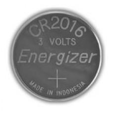 BLISTER 2 PILAS DE BOTON MODELO CR2016 ENERGIZER E301021901 (Espera 4 dias)