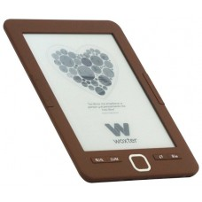 """E-BOOK WOXTER SCRIBA 195 6"""" 4GB E-INK CHOCOLATE"""