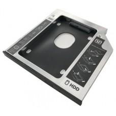ADAPTADOR 3GO HDD-SSD PORTATIL 9.5MM
