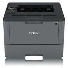 Brother Impresora Laser HL-L5200DW Duplex Wifi Red