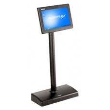 VISOR CLIENTE POSIFLEX LCD 7? TFT NEGRO