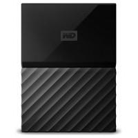 HDD EXTERNO WD 2.5 3 TB 3.0 MY PASSPORT WORLDWIDE BLACK (Espera 4 dias)